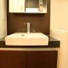 在江东区内租赁1K 公寓大厦 的 盥洗室