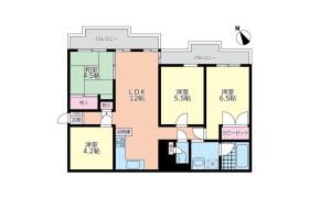 4LDK Apartment in Mitsuzawa shimomachi - Yokohama-shi Kanagawa-ku