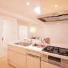 在大阪市北区购买2SLDK 公寓大厦的 厨房
