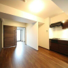 1LDK Apartment to Rent in Chuo-ku Living Room