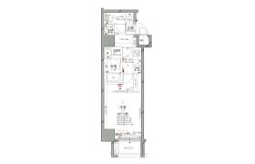 港区六本木-1K公寓大厦