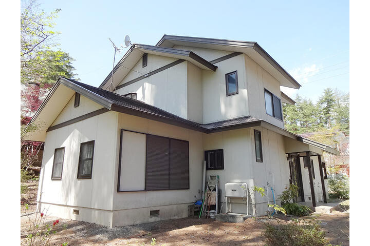 3sldk house hotaka ariake azumino shi nagano japan for Japan homes for sale