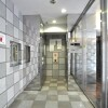 1R Apartment to Rent in Minato-ku Building Security