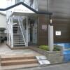 1K マンション 大田区 エントランス