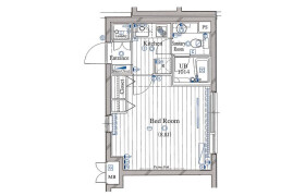 1K Apartment in Oji - Kita-ku