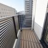 在品川區內租賃1K 公寓大廈 的房產 陽台