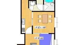 2K Apartment in Shinden - Adachi-ku