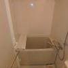1K Apartment to Rent in Shinjuku-ku Bathroom