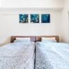 1LDK Apartment to Rent in Chuo-ku Bedroom