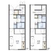 1K Apartment to Rent in Yosa-gun Yosano-cho Floorplan