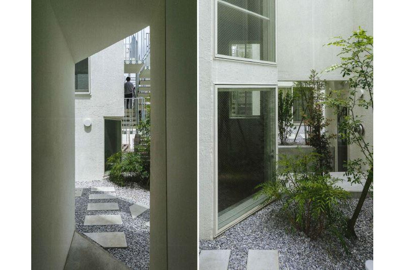Whole Building Apartment to Buy in Shibuya-ku Entrance Hall