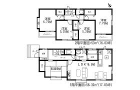 5LDK House in Midorigaoka - Sendai-shi Taihaku-ku