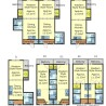 Whole Building Apartment to Buy in Kyoto-shi Yamashina-ku Floorplan