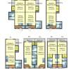 Whole Building Apartment to Buy in Kyoto-shi Yamashina-ku Floorplan