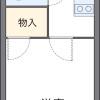 1K Apartment to Rent in Kumagaya-shi Floorplan