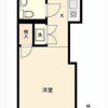 1R Apartment to Buy in Yokohama-shi Hodogaya-ku Floorplan