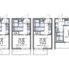 1K Apartment to Rent in Yokohama-shi Naka-ku Floorplan