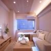 在涩谷区购买1R 公寓大厦的 卧室