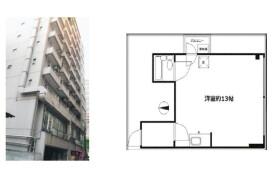 1K {building type} in Nishiikebukuro - Toshima-ku