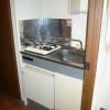 1K Apartment to Rent in Kawasaki-shi Takatsu-ku Kitchen
