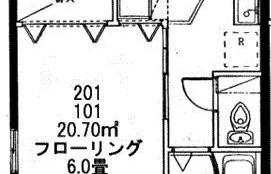 世田谷区 桜上水 1K アパート