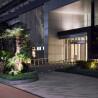 在江東區購買2LDK 公寓大廈的房產 入口大廳