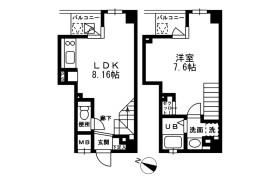 中央區日本橋本町-1LDK公寓大廈