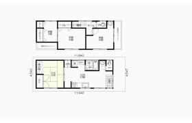 葛飾区 西亀有(3、4丁目) 4LDK {building type}
