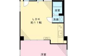 澀谷區神宮前-1LDK公寓大廈