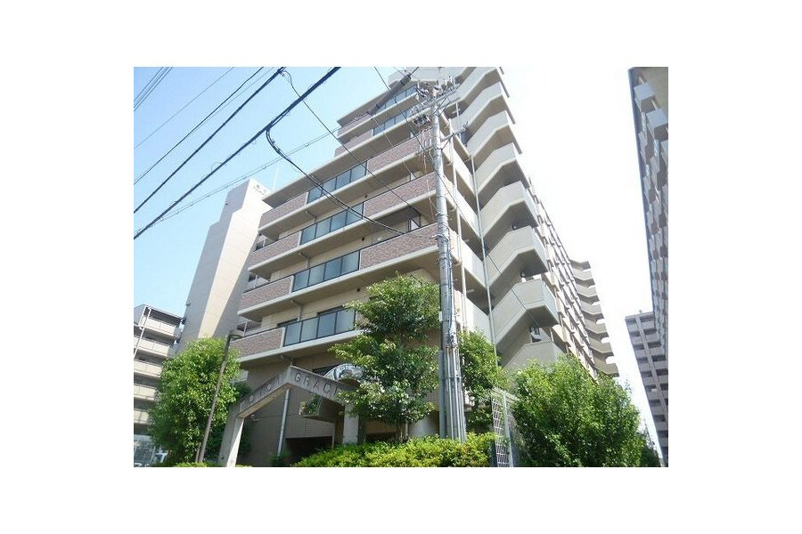 3LDK Apartment to Rent in Higashiosaka-shi Exterior
