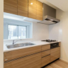 2LDK Apartment to Rent in Toshima-ku Kitchen
