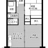 2DK Apartment to Rent in Amagasaki-shi Floorplan