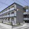 在岐阜市内租赁1K 公寓大厦 的 户外