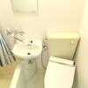 1K マンション 川崎市川崎区 トイレ