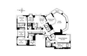港区 - 南麻布 公寓 4LDK