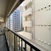 在大阪市北區購買3LDK 公寓大廈的房產 陽台