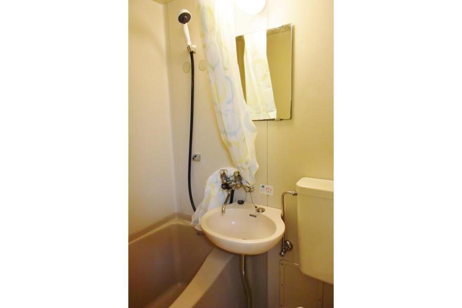 1DK Apartment to Rent in Osaka-shi Tennoji-ku Bathroom