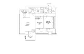 目黒区目黒-3LDK公寓