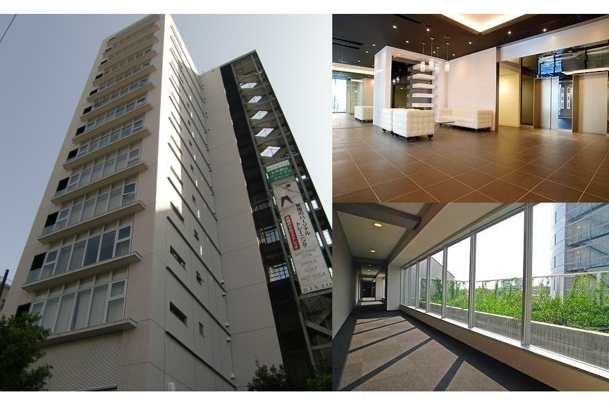 1R Apartment to Rent in Shibuya-ku Exterior