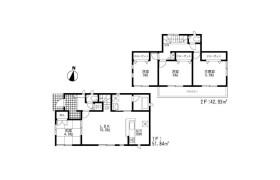 4LDK House in Tamura - Fukuoka-shi Sawara-ku