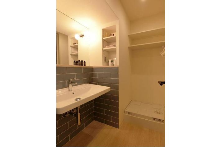 1SDK Apartment to Buy in Shibuya-ku Washroom