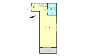 目黒区 下目黒 1R {building type}