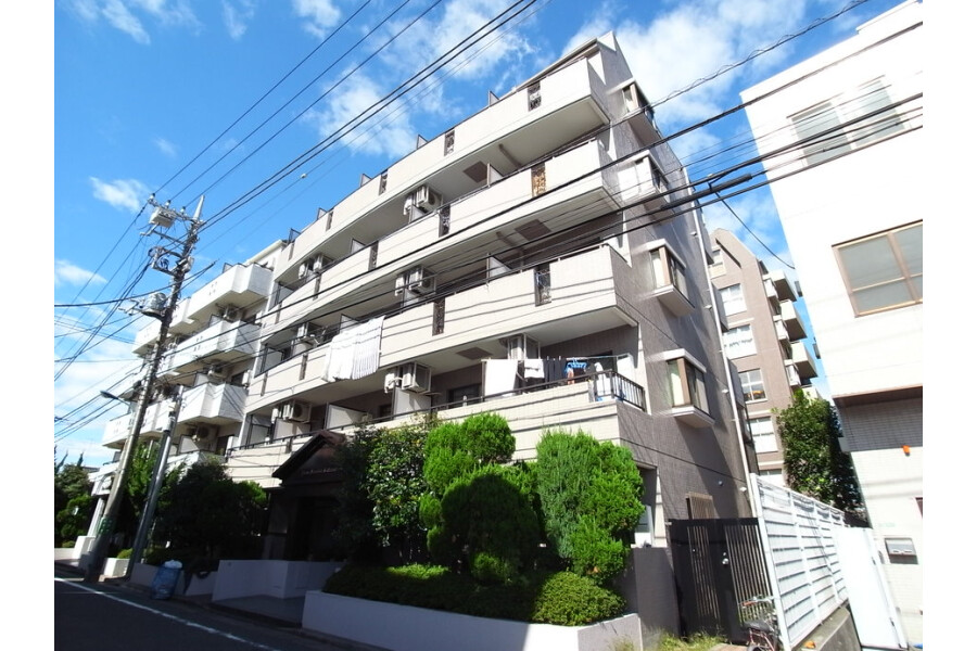 1R Apartment to Rent in Nerima-ku Exterior