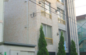 品川區荏原-1R公寓大廈
