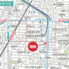 3LDK Apartment to Buy in Osaka-shi Joto-ku Access Map