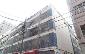 1K {building type} in Shintomi - Chuo-ku