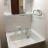 1K Apartment to Rent in Toshima-ku Washroom