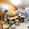 Shared Guesthouse to Rent in Ota-ku Living Room