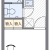 1K Apartment to Rent in Hatogaya-shi Interior