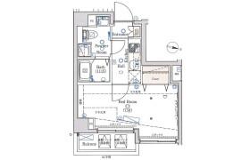 1K Apartment in Ojima - Koto-ku